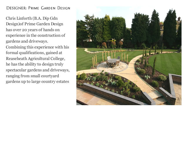 Garden Design Qualifications creative garden design